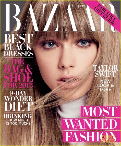 Is Cover Of Harpers Bazaar by Covers S Bazaar December January