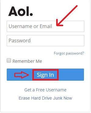 aol mail login – sign in