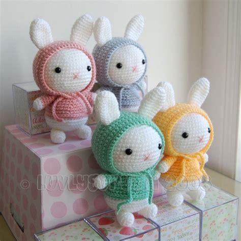 amigurumi pattern bunny bunny gurumi crochet pattern
