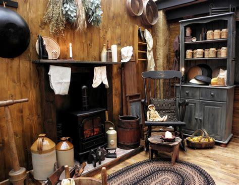 inspiring primitive home decor examples   home