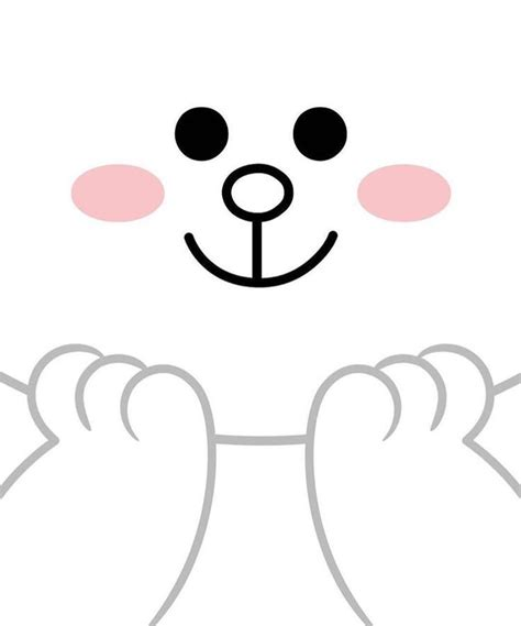 wallpaper line emoticon bergerak 50 best brown and cony images on pinterest cony brown