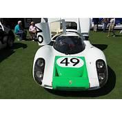 1968 Porsche 907K Race Racing Le Mans LMP1 Germany Car