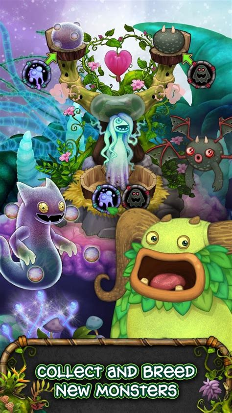 Make Me Happy Hear My Grand Sing by My Singing Monsters Android Apps On Play