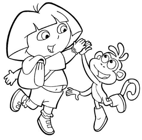 buku belajar mewarnai gambar the explorer untuk anak belajar mewarnai