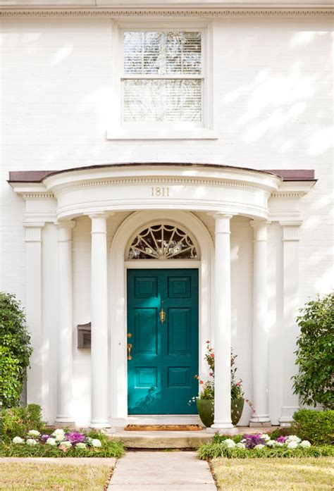 tempting paint colors for the front door paint it monday