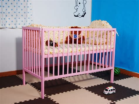 Solid Pine Baby Bed Wooden Baby Cribs India Simple Baby Simple Baby Cribs