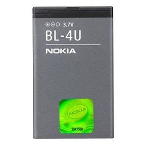 Nokia Battery Nokia Bl4c Original Battery Nokia new original oem nokia battery bl 4u bl 4u 1110 mah ebay