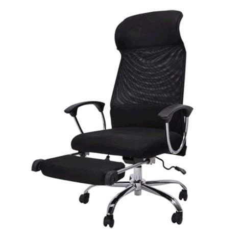 Desk Recliner Chair by This Reclining Office Chair Is For Sleeping On The