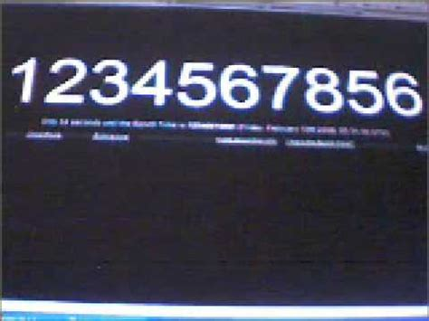 unix time unix time last minute 1234567890