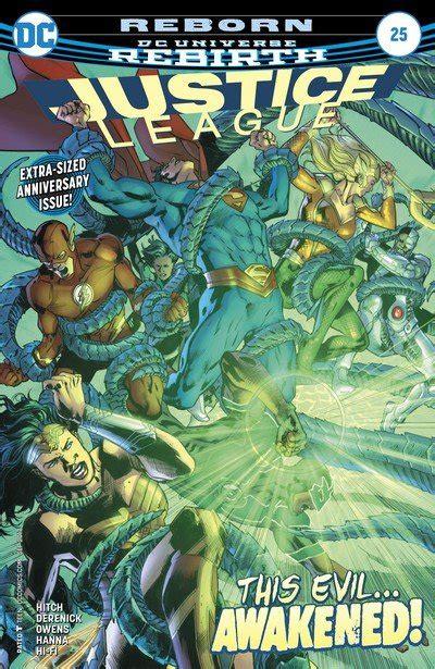 Dc Comics Justice League 14 April 2017 justice league 25 2017 getcomics