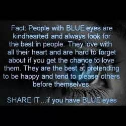 facts about people with blue eyes just me pinterest