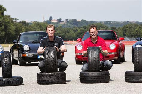 Walter N Porsche by Porsche Und Pirelli Legen Reifengr 246 223 En F 252 R Oldtimer Neu Auf