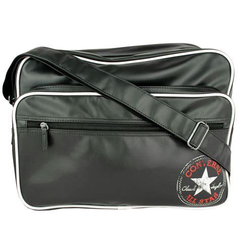 converse shoulder bag reporter converse shoulder travel bag