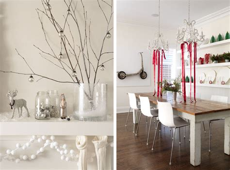 5 easy and free christmas decor ideas