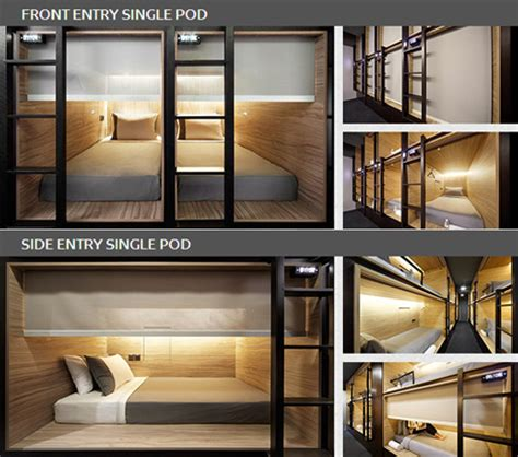 urban modern playlist bedroom collection high end for pod in singapore high class hostel meets capsule hotel