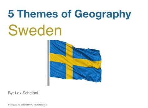 5 themes of geography sweden 5 themes of geography sweden screen 7 on flowvella