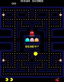 what year did the colors come out pcman archive pacman ms pacman the pcman website