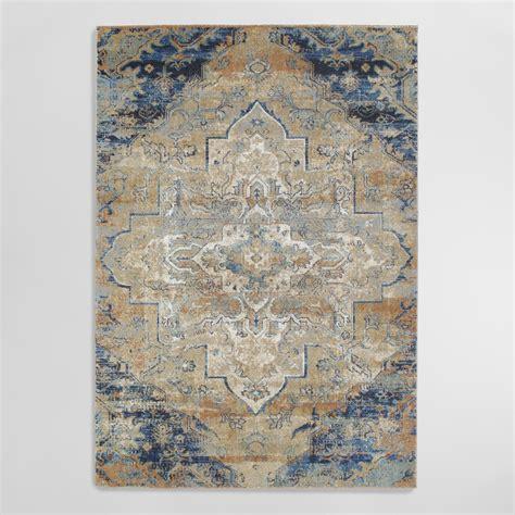 medallion area rug multicolor empire medallion area rug world market