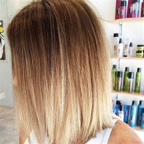what does a bob hair cut loom like best 25 straight long bob ideas on pinterest lob