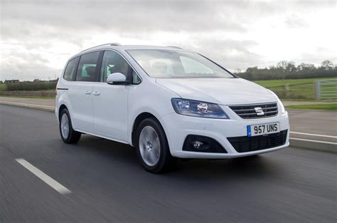 seat alhambra review 2017 autocar