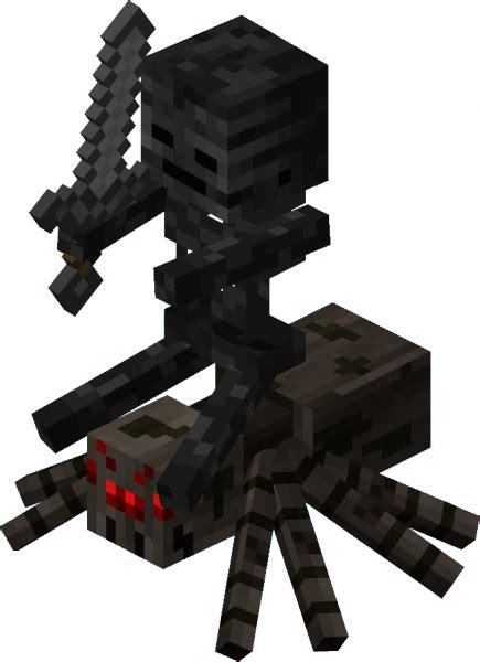 Featured minecraft mob the wither skeleton the dark hound