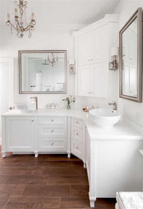 corner bathroom vanity ideas 13 best l shaped double vanity bathroom inspiration images