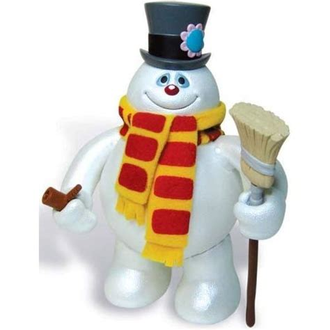amazoncom snowman christmas frosty the snowman figure
