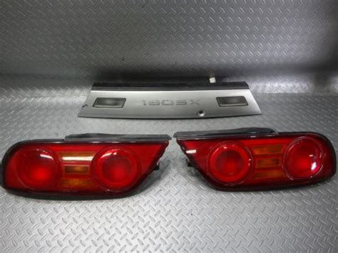 180sx Lights by Nissan 180sx Kouki S13 Light Set 200sx Jdmdistro