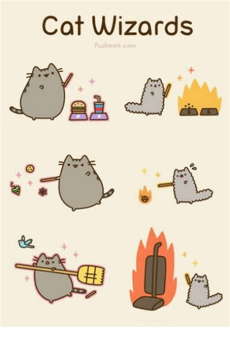 Pusheen Cat Meme - pusheen the cat memes pictures to pin on pinterest pinsdaddy