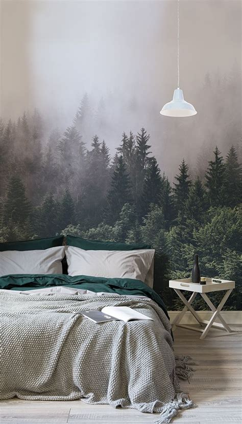 nature bedroom wallpaper 17 best ideas about forest bedroom on pinterest forest