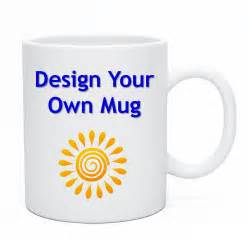 Design Your Design Your Own Mug With Our Easy Photo Upload