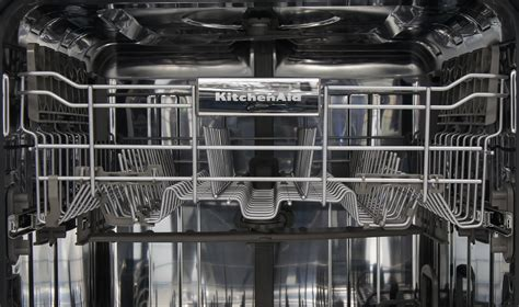 Kitchenaid Dishwasher Racks by Kitchenaid Architect Series Ii Kdtm354dss Dishwasher