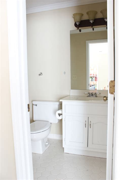 tips for painting a bathroom vanity our playroom