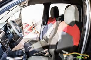 Kwid Car Seat Covers Renault Kwid Seater 2017 Ototrends Net