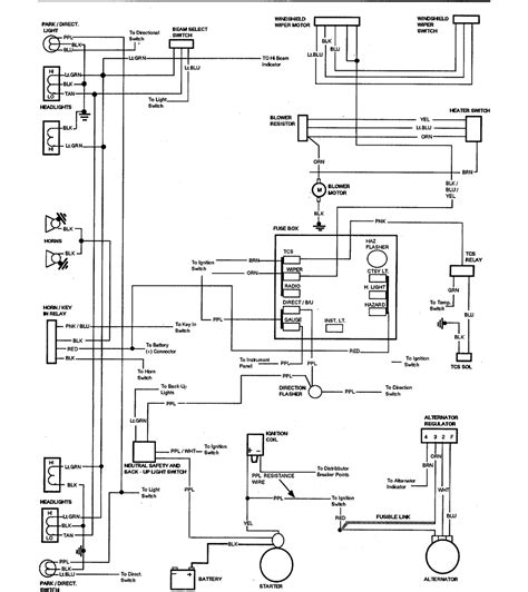 chevelle wiring harness wiring diagram