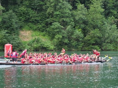 dragon boat zurich dragon boat races in celebration of 20th anniversary of