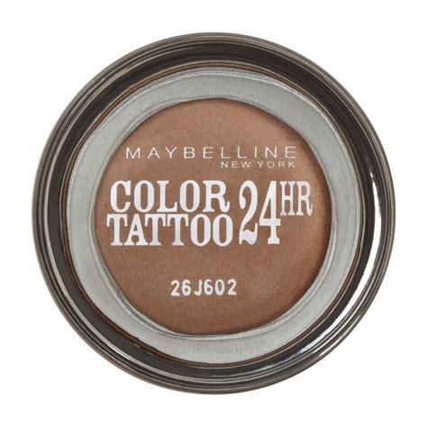 Eyeshadow Gel maybelline new york color 24hr gel eyeshadow feelunique