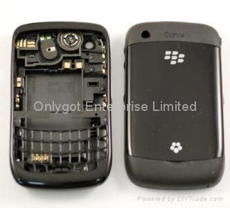 Casing Bb 8520 Black blackberry curve 8520 housing china trading company