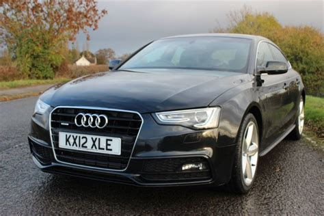Audi A5s by Audi A5s Line Tdi Quattro Sportback For Sale Sheffield