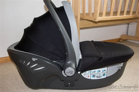 britax r 246 mer baby safe sleeper test schnupperfee baby