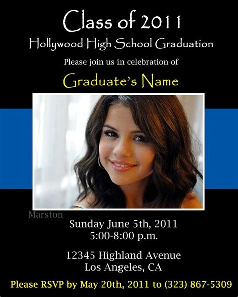 free templates for graduation announcements 2014 31 best graduation invitation templates images on