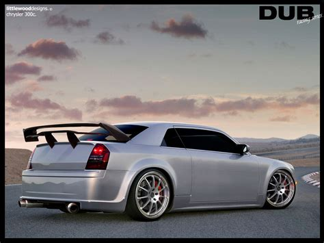Chrysler 300 Dub by Chrysler 300c Dub Race Series By Littlewooddesigns On