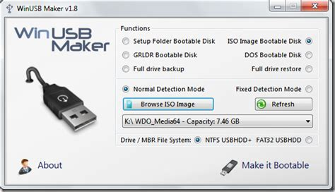how to create bootable windows 8 usb drive from iso image