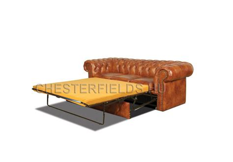 sofa ausziehbar classic chesterfield sofa