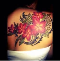 plumeria amp tribal tattoo ink pinterest