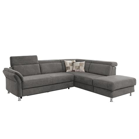 sofa ottomane schlaffunktion ecksofa calang webstoff ottomane davorstehend rechts
