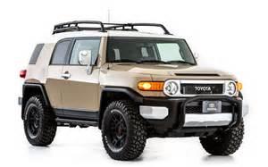 Toyota Crusier Trd Tuned Toyota Fj Cruiser Concept 2012 Sema Show
