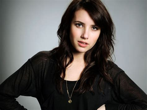 Cute Emma Roberts 24659 1600x1200 px ~ HDWallSource.com