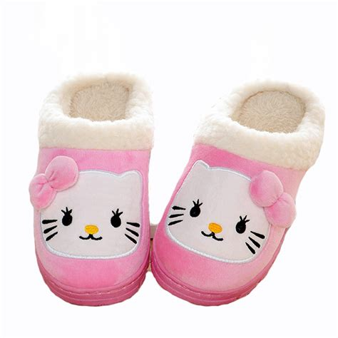 children s house shoes warm slippers for children s