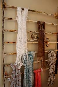Scarf Rack Display by Scarf Holder For The Home